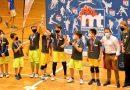 El equipo alevín masculino de Voley del Club Deportivo ALBARENA de Albacete, se proclamó Campeón Regional de Castilla-La Mancha