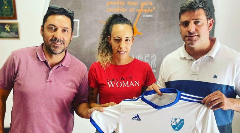 """EXCLUSIVA   Ali Muñoz: """"El CFF Albacete es el equipo de mi vida"""""""