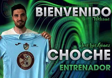 "EXCLUSIVA   Choche: ""Llego a Balazote FS con mucha ilusión"""