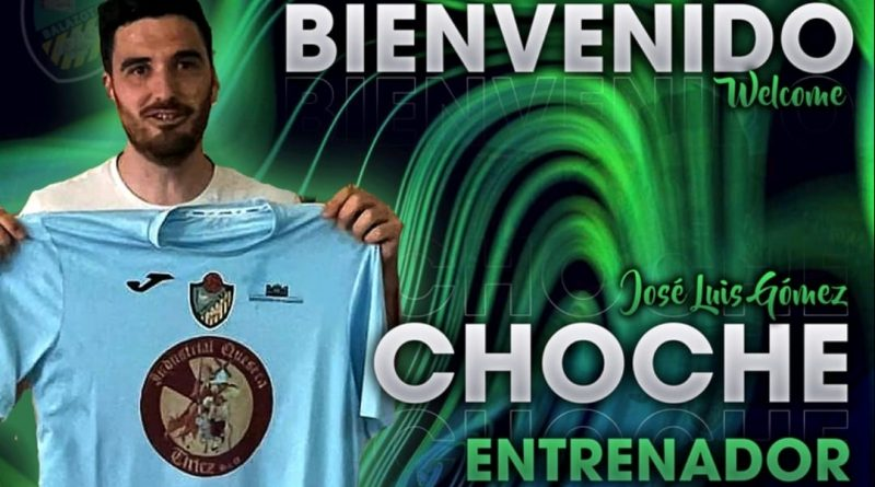 "EXCLUSIVA | Choche: ""Llego a Balazote FS con mucha ilusión"""