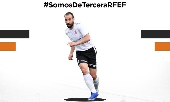 Maza seguirá formando parte de la medular del Ciudad Rodrigo CF en Tercera RFEF