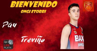 """ENTREVISTA   Pau Treviño: """"Estoy convencido de que será un gran año"""""""