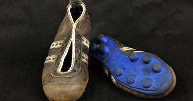 La evolución de las botas de fútbol