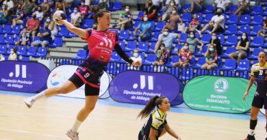 El Costa del Sol Málaga muestra poderío en su debut