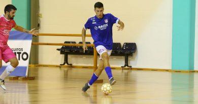 NACEX Alcalá FS encara la recta final para su debut
