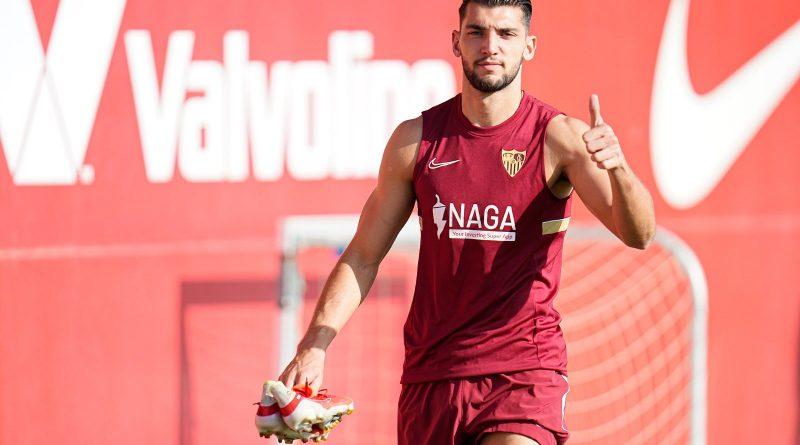 Los números de Rafa Mir, el nuevo fichaje del Sevilla FC
